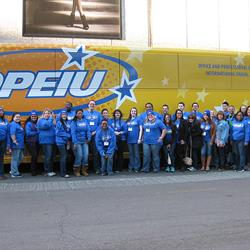 Click to view album: OPEIU Rising Stars at AFL-CIO Next Up in Chicago – March 19 – 22, 2015