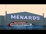 Menard's Settles OPEIU Labor Law Violations Case With NLRB - 45,000 Workers Win Class Action Rights