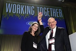 Richard Lanigan Elected President and Mary Mahoney Elected  Secretary-Treasurer at 27th OPEIU Convention