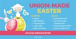 Make Sure Your Easter is Union Made