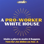 Make a Plan to Put a Pro-Worker President in the White House