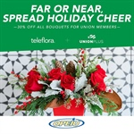 Save 30% on all Teleflora fall bouquets