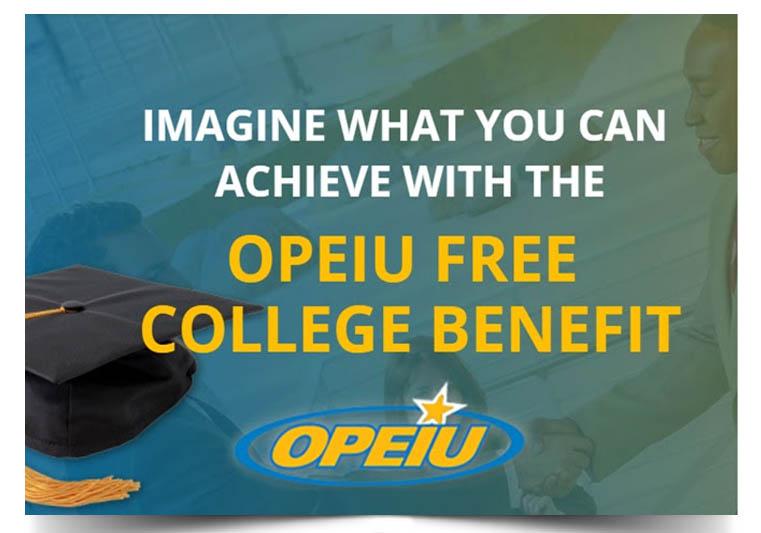 OPEIU Free College