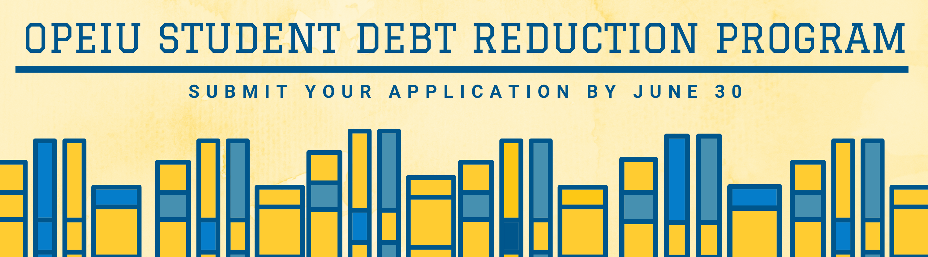 2019 Student Debt Reduction Program